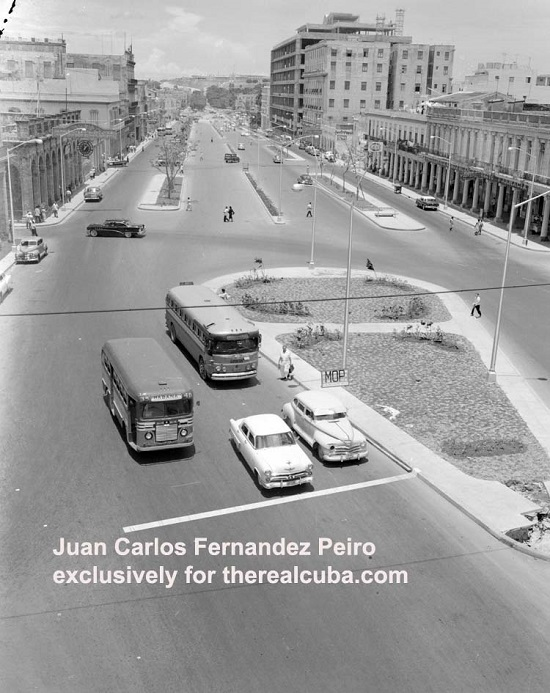 Carlos III Ave. after completion