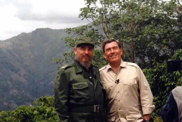 Image result for dan rather castro