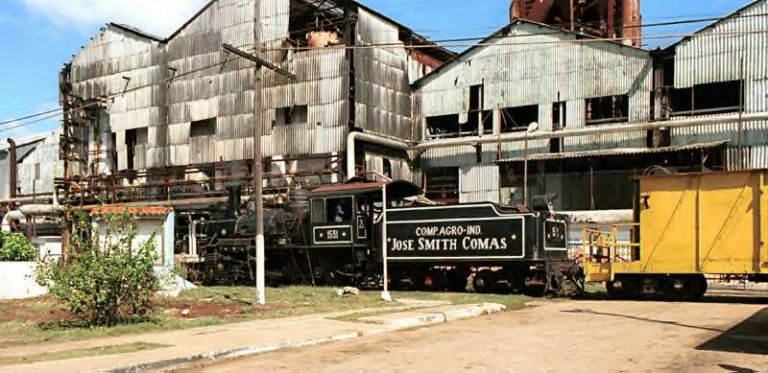 Jose Smith Comas Sugar Mill