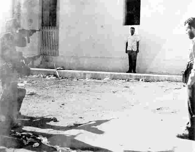 Image result for cuban firing squads